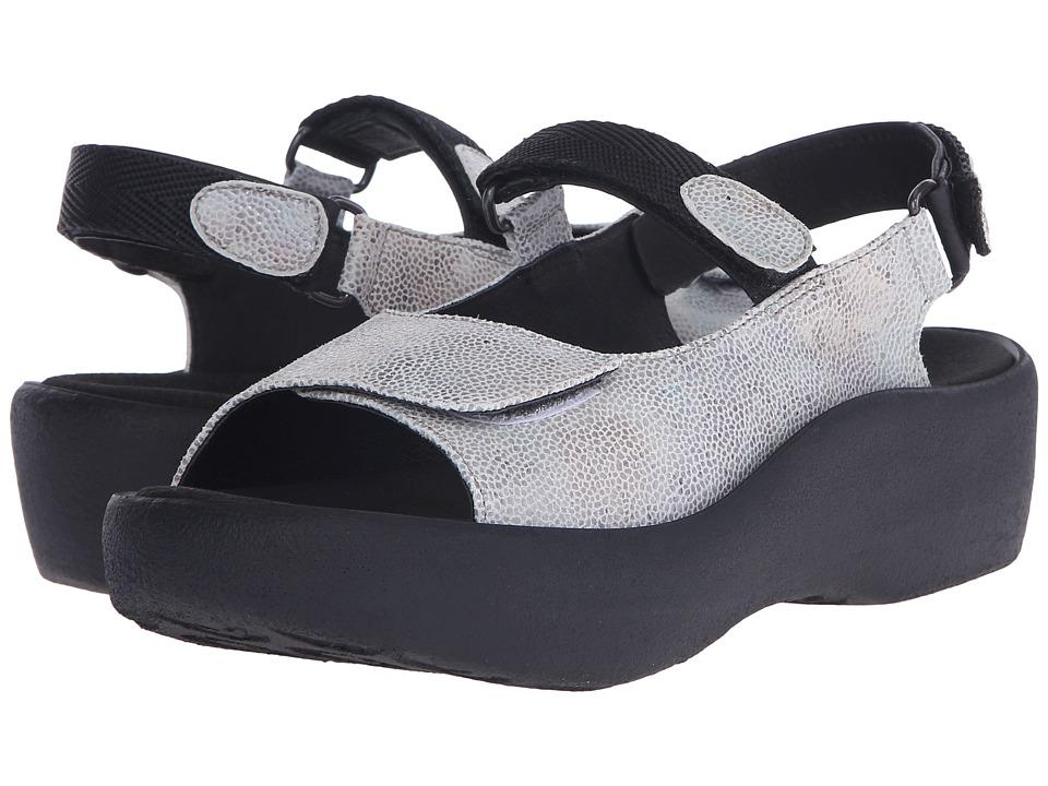 Wolky Jewel Mint Womens Sandals