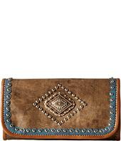 American West - Sierra Tri-Fold Wallet