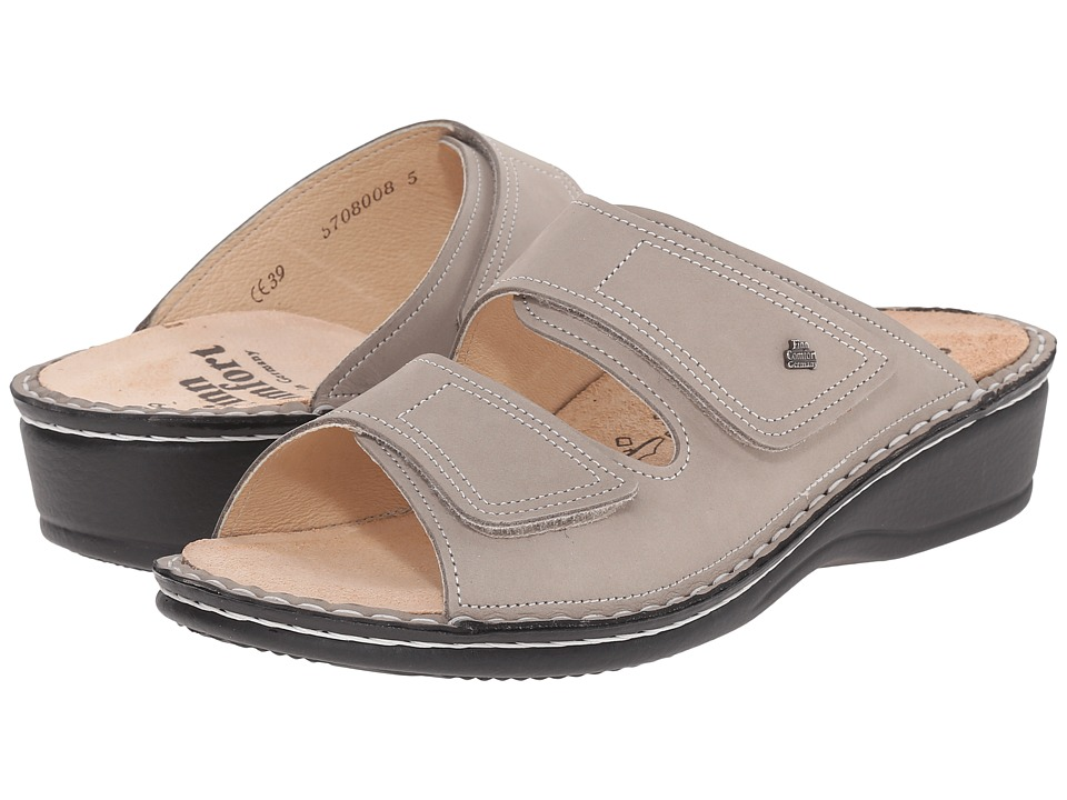 Finn Comfort Jamaika Rock Womens Slide Shoes