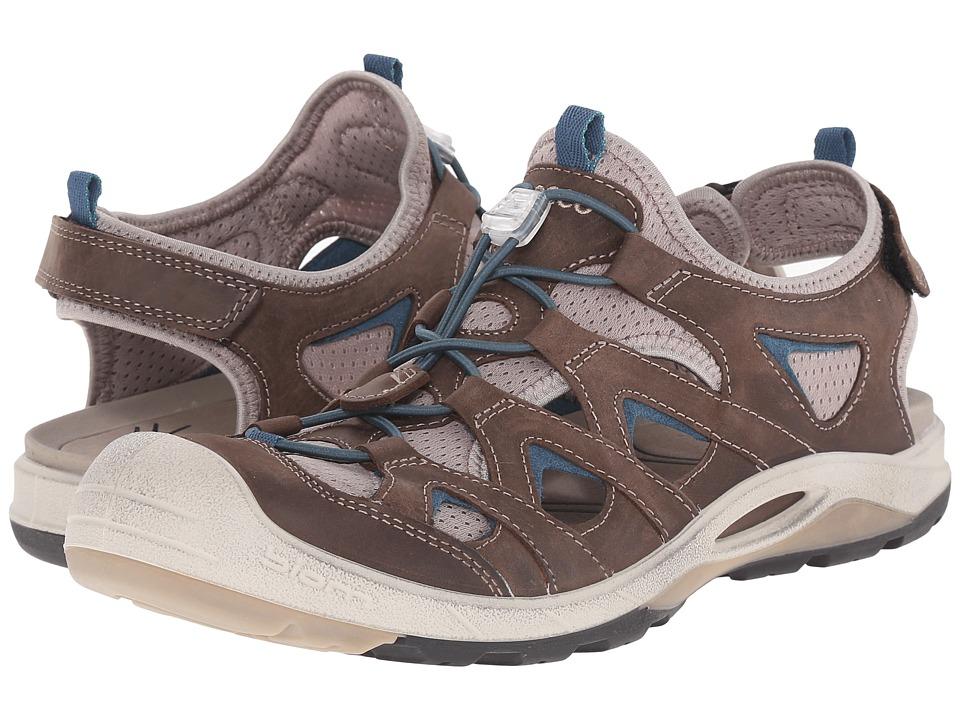 ECCO Sport Biom Delta Off Road Stone/Moon Rock Womens Shoes