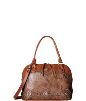 American West - Sierra Zip-Around Satchel/Crossbody