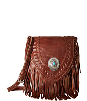 American West - Seminole Soft Crossbody Fringe Bag