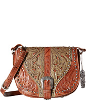 American West - Blazing Saddle Saddle Flap Crossbody