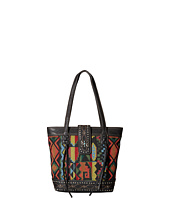 American West - Black Canyon Zip Top Tote