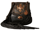Winslow Fringe Flap Crossbody