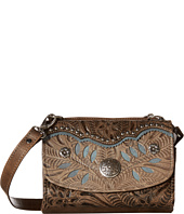 American West - Woodland Bloom Crossbody/Wallet