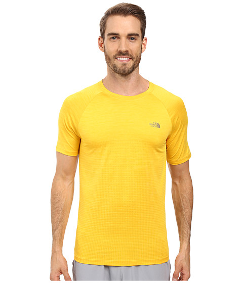 The North Face Flight Series™ Short Sleeve Shirt - Citrus Yellow