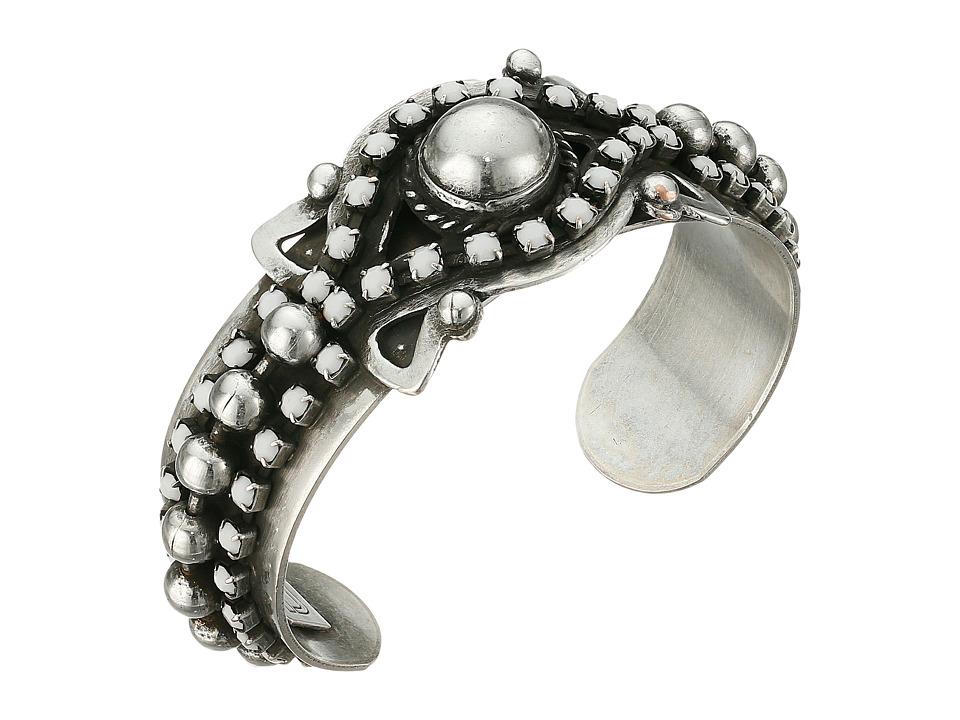 DANNIJO THEODORA Bracelet White Bracelet