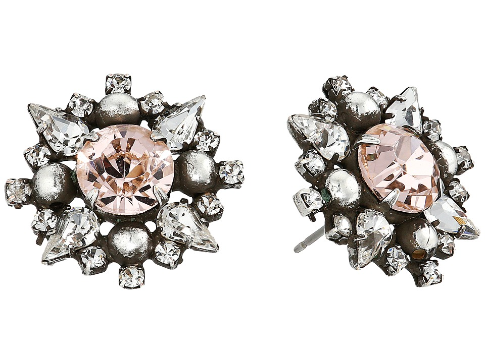 DANNIJO ALBA Earrings Crystal Earring