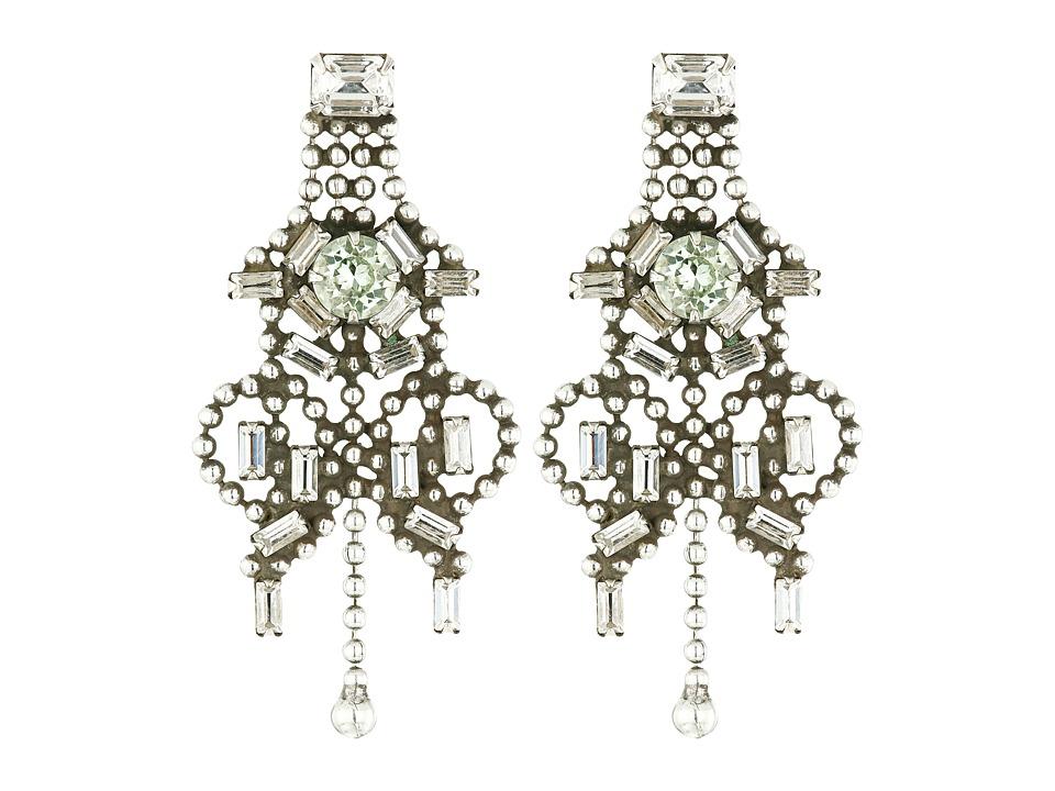 DANNIJO EUCLID Earrings Crystal Earring