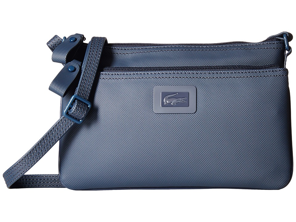 Lacoste - Crossover Bag (Black Iris) Bags