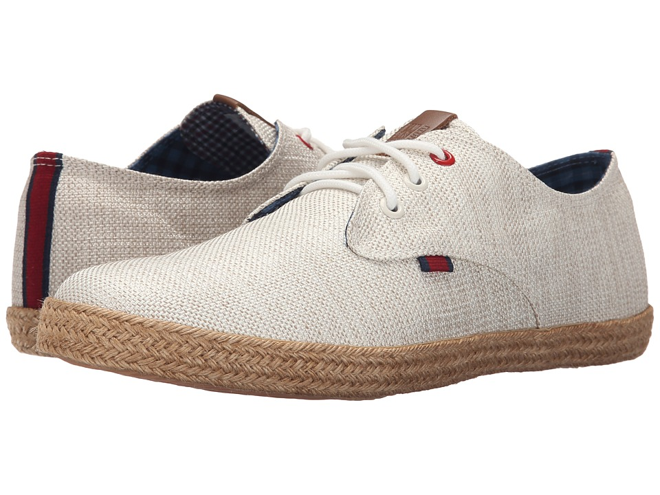 Ben Sherman - Prill Lace-Up (Linen) Men