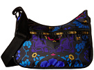 LeSportsac Classic Hobo Bag (Midnight Flower Patch)