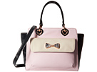 Betsey Johnson Jewel House Rock Tote (Blush)