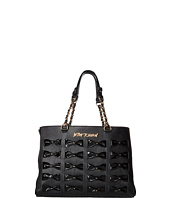 Betsey Johnson - Woven Bows Tote