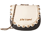 Betsey Johnson Wavy Days Crossbody (Cream)