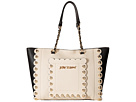 Betsey Johnson Wavy Days Tote (Cream)