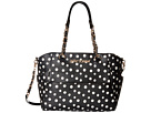 Betsey Johnson Hidden Treasure Satchel (Dot)
