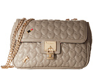 Betsey Johnson Be My Baby Flap (Stone)