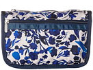 LeSportsac Travel Cosmetic (Blooming Silhouettes)