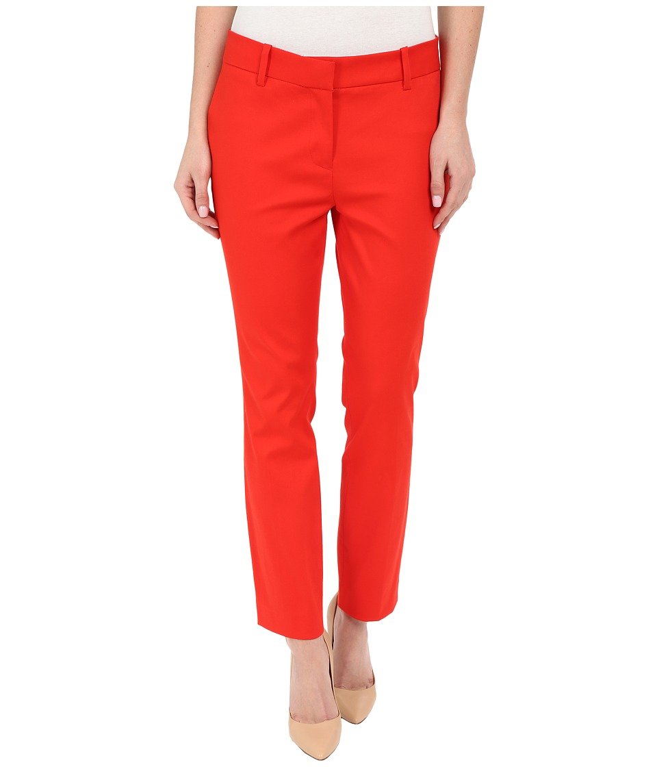 Hatley Ankle Pants Hot Orange Womens Casual Pants