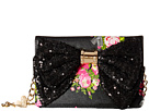 Betsey Johnson Oh Bow Wallet On A String (50th Floral)