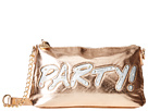 Betsey Johnson Kitch Light Up Crossbody Party (Rose Gold)