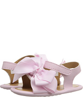 Baby Deer - Double Strap Sandal with Bow (Infant)