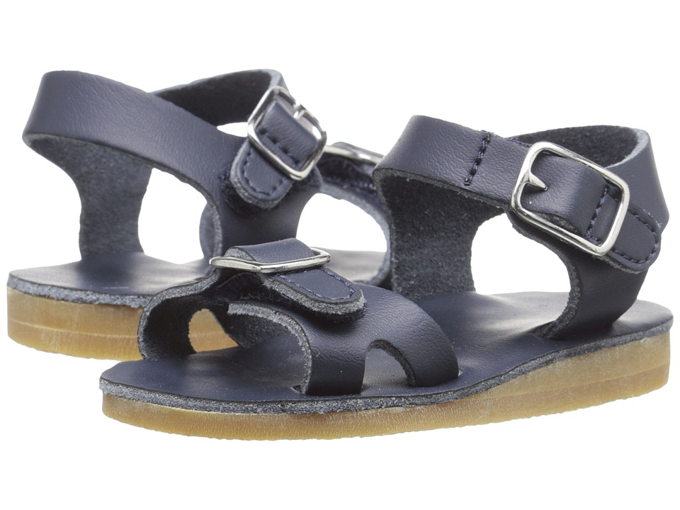 Baby Deer - Double Strap Sandal with Buckles
