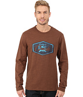 Cinch - L/S Slub Tee