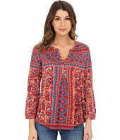 Lucky Brand - Diamond Aztec Top
