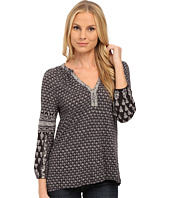 Lucky Brand - Dasha Woodblock Top