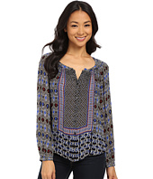 Lucky Brand - Gypsy Ikat Top