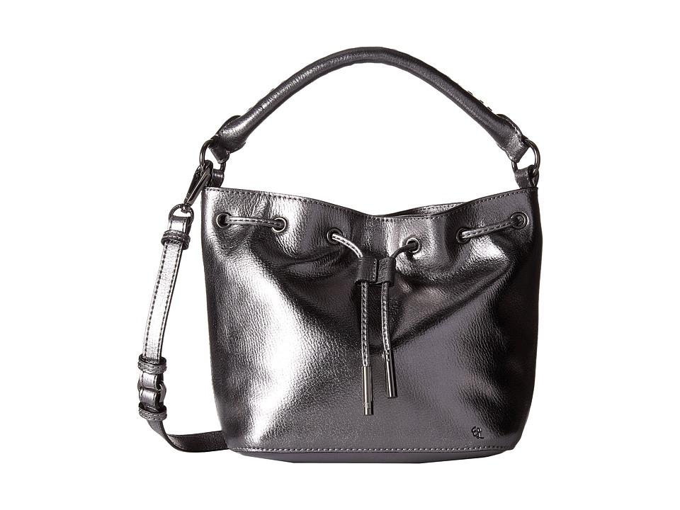Elliott Lucca - Gigi Bon Drawstring (Graphite) Drawstring Handbags