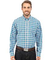 Cinch - Long Sleeve Plain Weave Plaid