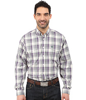Cinch - L/S Double Weave Plaid