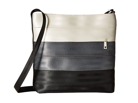 Harveys Seatbelt Bag Streamline Crossbody - Charcoal