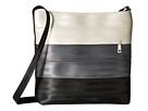 Harveys Seatbelt Bag Streamline Crossbody (Charcoal)