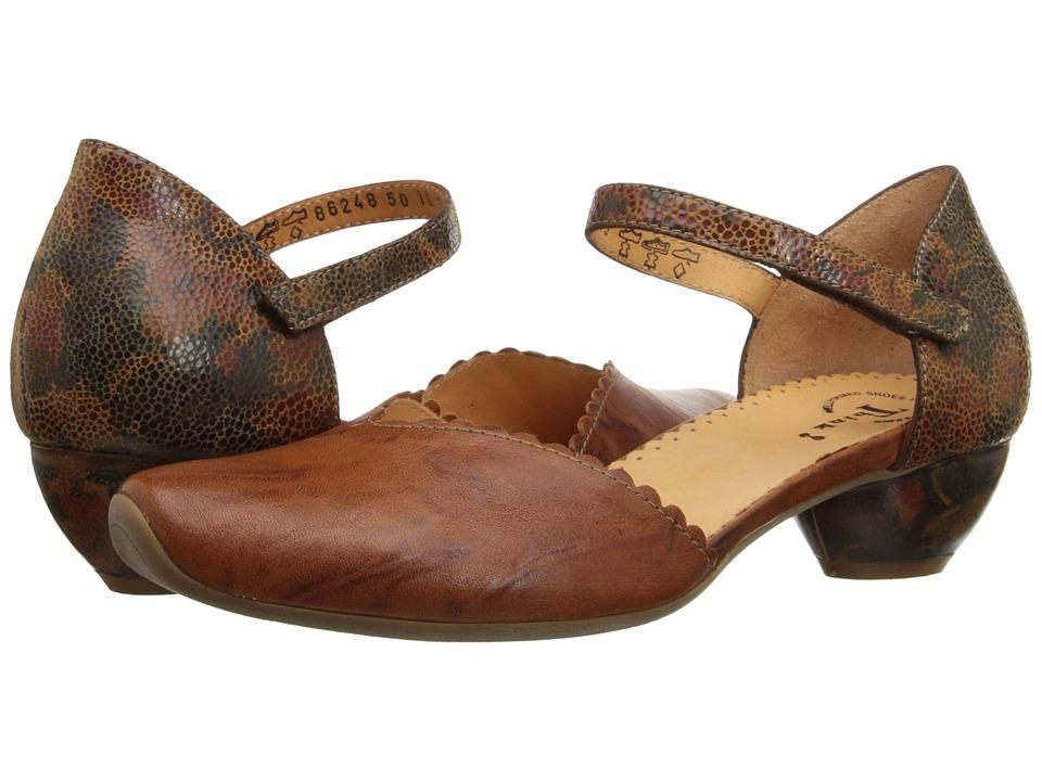 Think 86248 Kastanie/Kombi Womens Shoes