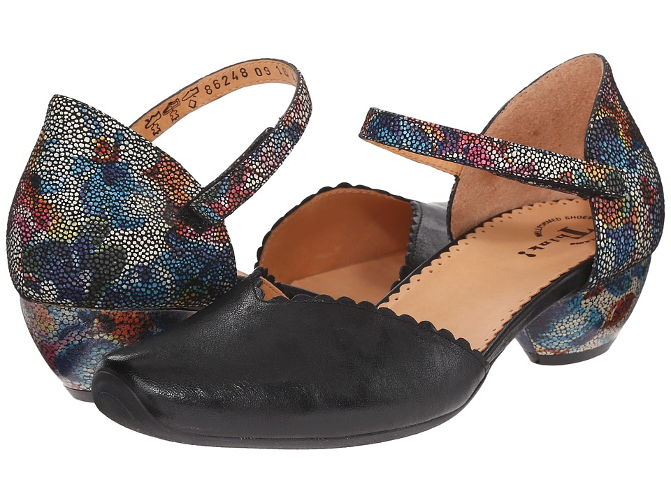 Think 86248 Black/Kombi Womens Shoes