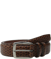 Torino Leather Co. - Italian Basket Weave Embossed Leather