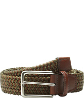 Torino Leather Co. - Italian Woven Cotton and Leather Elastic
