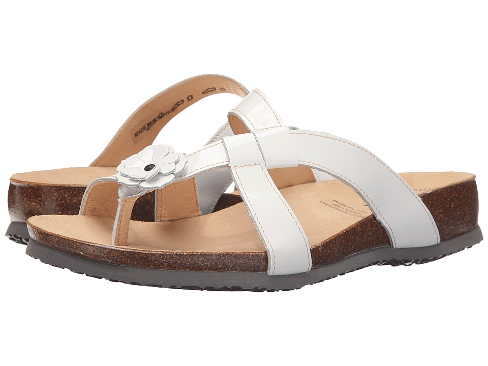 Think 86332 Bianco Womens Sandals