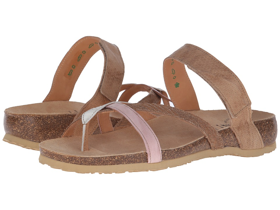 Think 86334 Cappucino/Kombi Womens Sandals