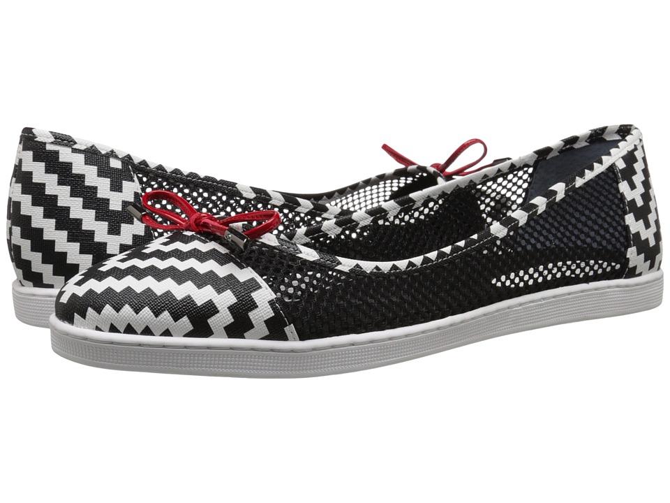 J. Renee Abeni Black/White High Heels