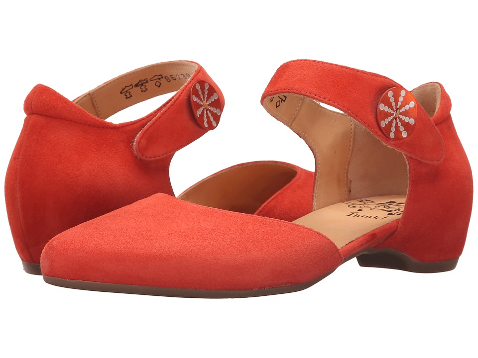 Think 86238 Coralle Womens Maryjane Shoes