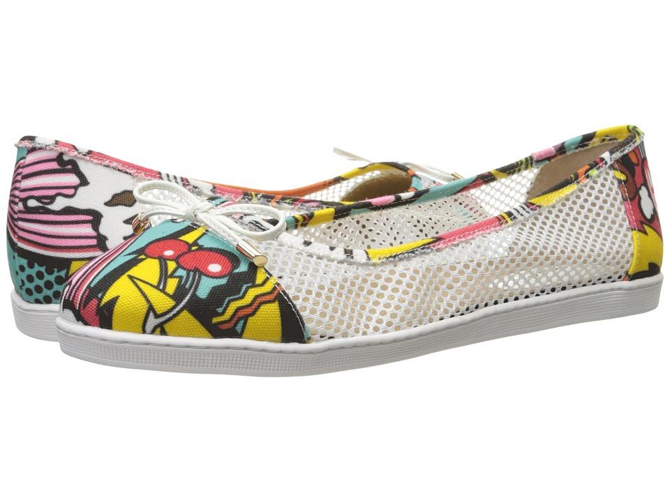 J. Renee Abeni Bright Multi High Heels