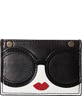 Alice + Olivia - Stacey Face Card Case