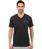 Under Armour - UA Charged Cotton® Microthread V-Neck Short Sleeve Tee