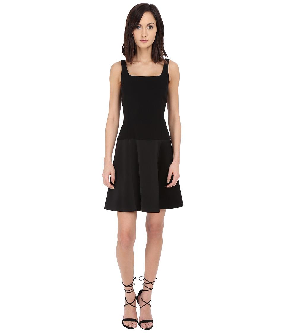 Theory Avanta C Dress Black Womens Dress